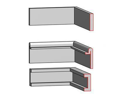 frame types of steel grating can be divided into a f c d e t and u
