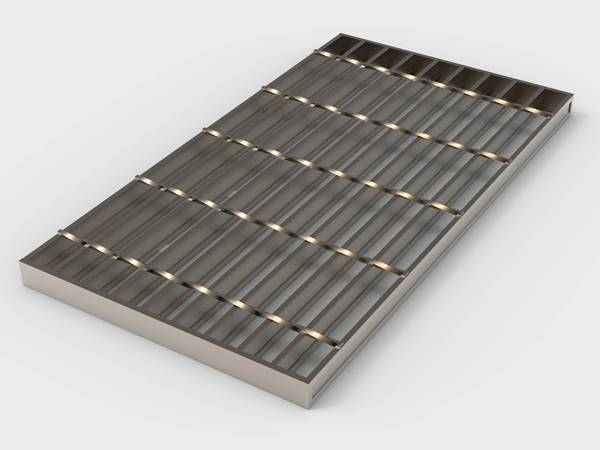 I Bar Steel Grating – Strong and Economical for industrial projects