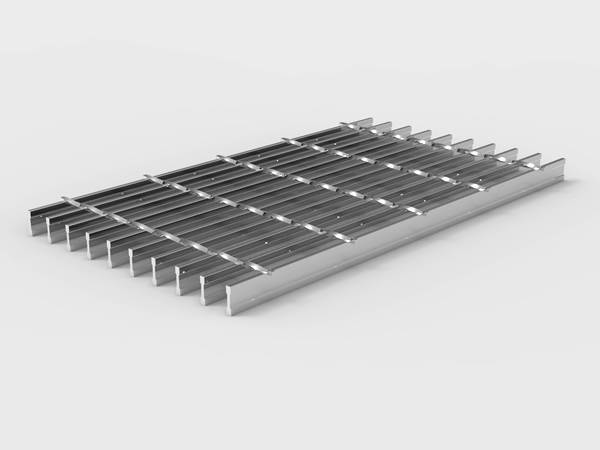 I Bar Steel Grating – Strong and Economical for industrial
